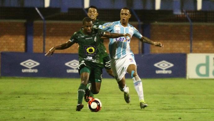 Leandro Silva Avaí x Metropolitano (Foto: Jamira Furlani/Avaí F.C.)