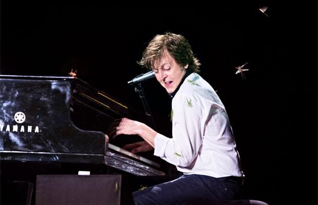 Paul McCartney divulga fotos de ataque de insetos durante show em Goiânia (Foto: MJ Kim/Paul McCartney Official)