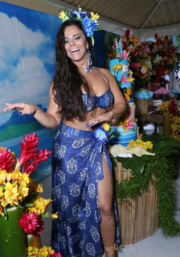 Viviane Araujo (Foto: AG NEws)