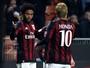 Milan vai à prorrogação, mas avança  na Copa Itália com gol de Luiz Adriano