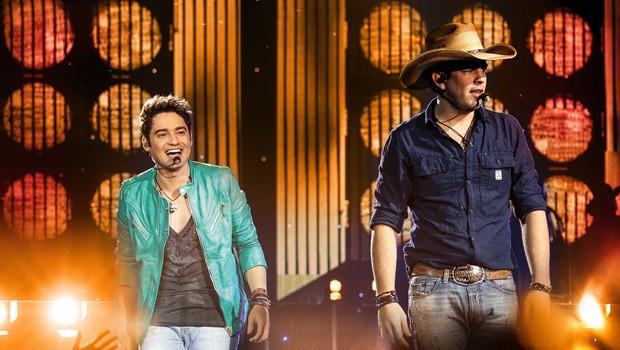A dupla Fernando & Sorocaba se apresenta em Cascavel  (Foto: Divulgação)