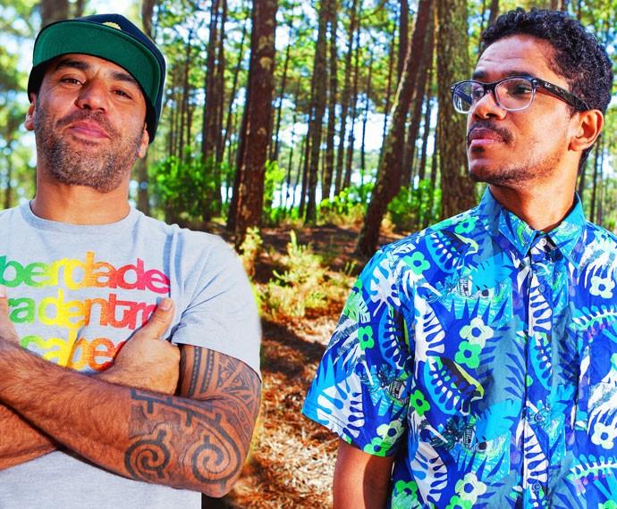 Natiruts fala sobre sucesso de sua música em Malhação (Foto: Paulo Bico/Arquivo Pessoal)