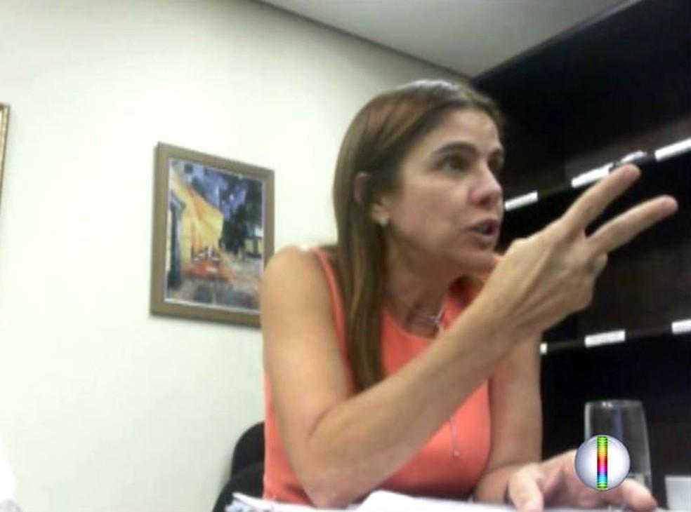 Mônica Moura citou Henrique Alves, Garibaldi Filho e Fernando Freire (Foto: Reprodução)