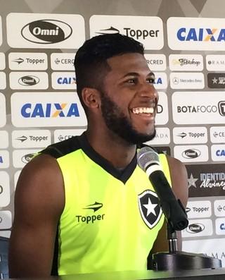 Emerson, Botafogo (Foto: Divulgação / Botafogo)