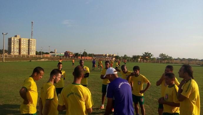 União de Palmas tem retorno de dois jogadores para 3ª rodada da Segundona (Foto: União de Palmas/Divulgação)