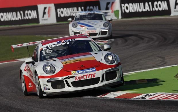Nonô Figueiredo Porsche SuperCup Monza (Foto: Divulgação Porsche)