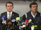 Autoridades colombianas confirmam que avião que caiu sofreu pane seca