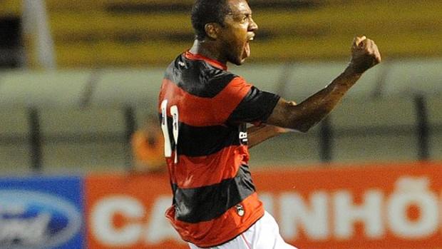 Renato Abreu, Flamengo x Olaria