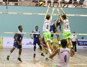 Seleção sub-18 de vôlei masculino de Rondônia (Foto: CBV/ Divulgação)