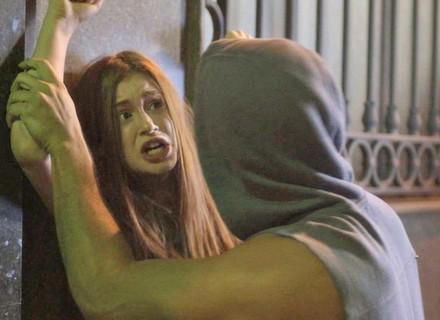 Teaser: Eliza volta a sofrer nas mãos de Jacaré