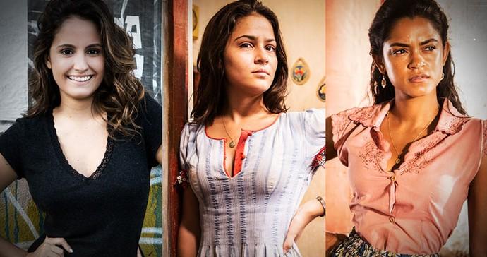 Melhores do Ano 2016: categoria atriz revelação (Foto: TV Globo)