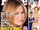 Casamento de Jennifer Aniston será só para amigos íntimos, diz revista