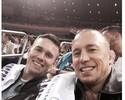 "Georges St-Pierre posta foto e ""pede"" luta em Nova York contra Bisping"