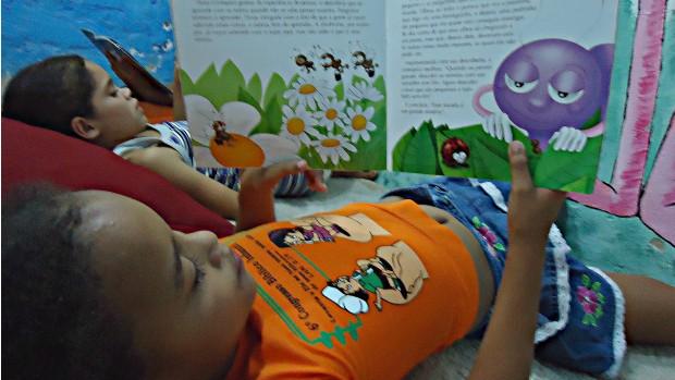 Recrearte: projeto Chances Iguais (Foto: Divulgação)