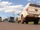 Polícia investiga se trio planejava matar alguém na fronteira com MS