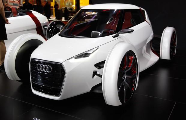Audi Urban Concept (Foto: Fabio Aro)