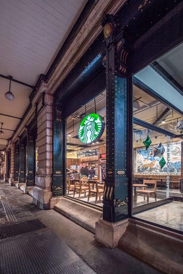 Exterior (Foto: Starbucks/Divulgação)
