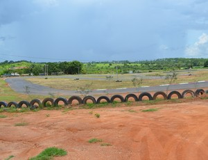 Kartódromo Internacional de Cacoal, RO (Foto: Magda Oliveira)
