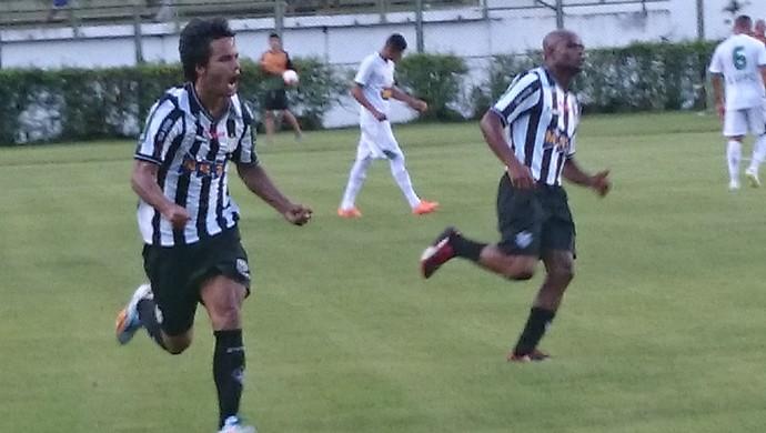 Daniel Morais e Ademilson Tupi-MG  (Foto: Bruno Ribeiro)