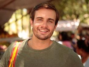 O apresentador do Globo Ecologia Max Fercondini (Foto: Divulgação)