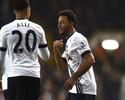 Tottenham vence, encosta na ponta  da tabela e ainda afunda o Aston Villa