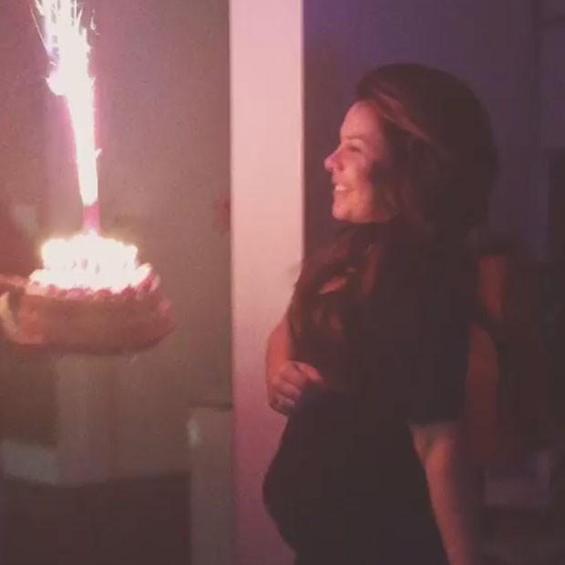 Fernanda Souza comemora aniversário (Foto: Instagram/ Reprodução)