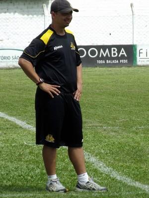 Alexandre Romão Criciúma técnico sub-17 (Foto: Douglas Sartor / Criciúma EC)