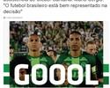 São Paulo homenageia ex-atletas com narração de gol da Chapecoense