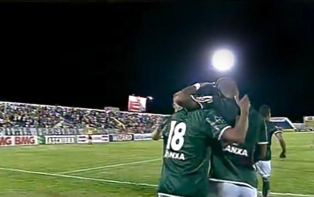 frame - gol icasa (Foto: Reprodução)