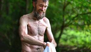 Ele acaba de ser libertado de uma prisão em Edimburgo (Foto: Getty)