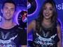 Adriano Toloza e Talita Araújo voltam a ficar, mas garantem: 'Somos amigos'