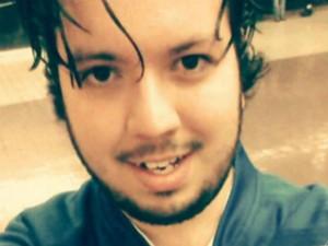 Sorocabano é preso em aeroporto de Miami após falsa ameaça de bomba (Foto: Reprodução/Jornal Nacional)