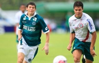 Com time misto, Goiás vira contra Morrinhos e se mantém na ponta