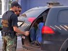 Polícia Federal prende 4 homens com R$ 460 mil em garimpo ilegal de MT