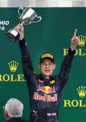 MAx Verstappen GP do Brasil de Fórmula 1 (Foto: Getty Images)