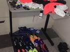 Polícia prende 4 suspeitos de vender mercadoria furtada em Maceió