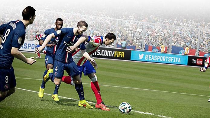 Fifa 15 chega para Xbox 360, Xbox One, PS3, PS4 e PC. (Foto: Divulgação)