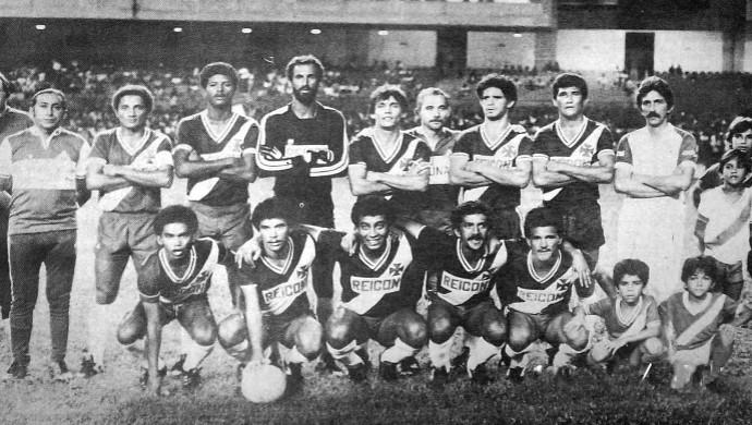 Tuna foi campeã da Série B em 1985 (Foto: Divulgação)