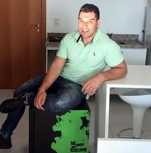 Cézar Lima ex-bbb (Foto: Arquivo Pessoal)