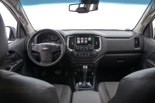 Chevrolet Trailblazer turbodiesel 2018 (Foto: Divulgação)