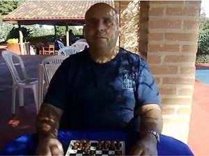 Crisolon Terto Vilas Boas diz que o grupo vai entrar na Justiça (Foto: Gerson Peres Batista/ Arquivo Pessoal)
