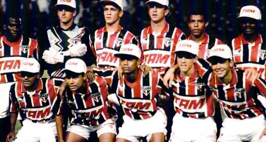histórico (Arquivo histórico - São Paulo FC)