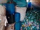 Homem é preso por adulterar produto de limpeza em Ibicaraí, informa polícia