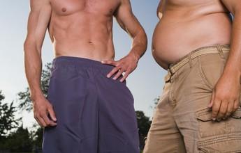 Qual é a diferença entre emagrecer  e modificar a composição corporal?