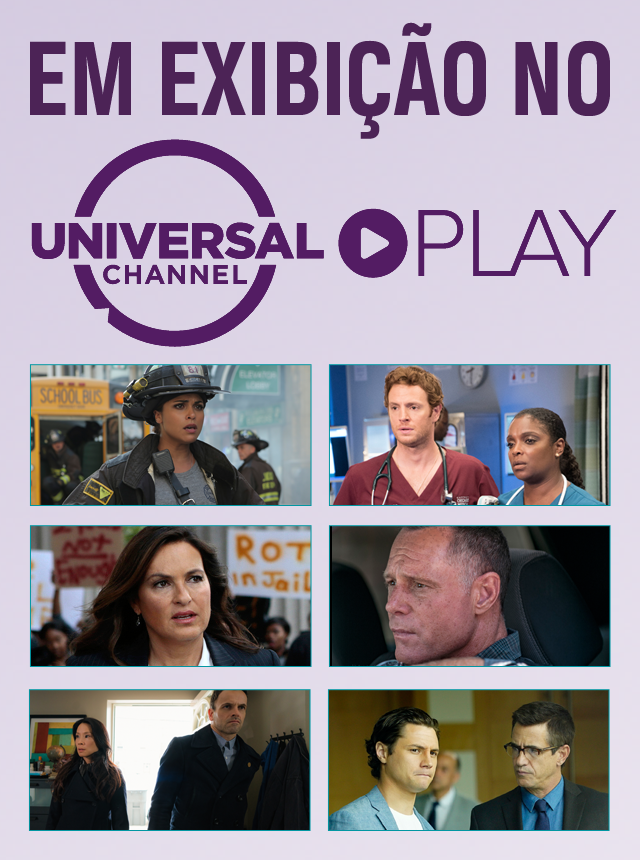 Universal Play (Foto: Universal Channel)