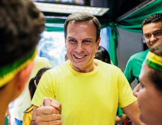 João Dória (Foto: Bruno Poletti/Folhapress)