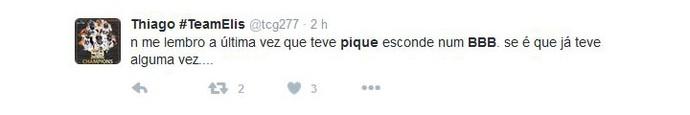 tweet pique-esconde (Foto: Reprodução)