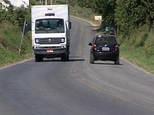 Verbas rodovias (Foto: Reprodução/TV Integração)