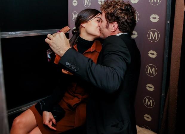 Sophie Charlotte e Daniel de Oliveira (Foto: Manuela Scarpa/Brazil News)