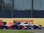 Efeito Max: FIA avisa que não tolerará mais mudança de linha sob frenagem
